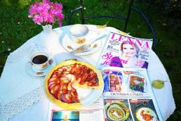 Produkcia fotografií pre časopisy a weby