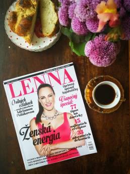 Content marketing pre lifestylový magazín LENNA