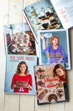 Foodstyling a dekorstyling kuchárskych kníh