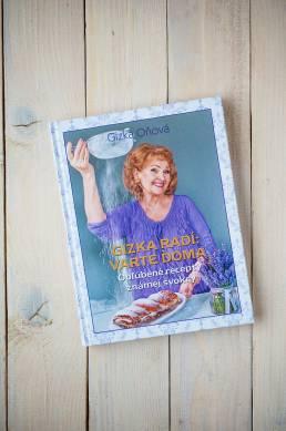 Foodstyling pre knihu Gizky Oňovej