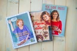 Foodstyling a dekkorstyling pre kuchárske knihy celebrít